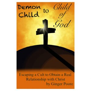 Escaping a cult - real relationship with Jesus Christ - Ginger Poor