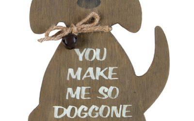 I'm So Doggone Happy!
